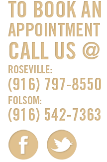 Serenity Spa - To Book an Appointment Call us at (916) 797-8550 for Roseville (916) 542-7363 for Folsom!