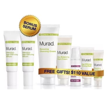 murad resurgence kit