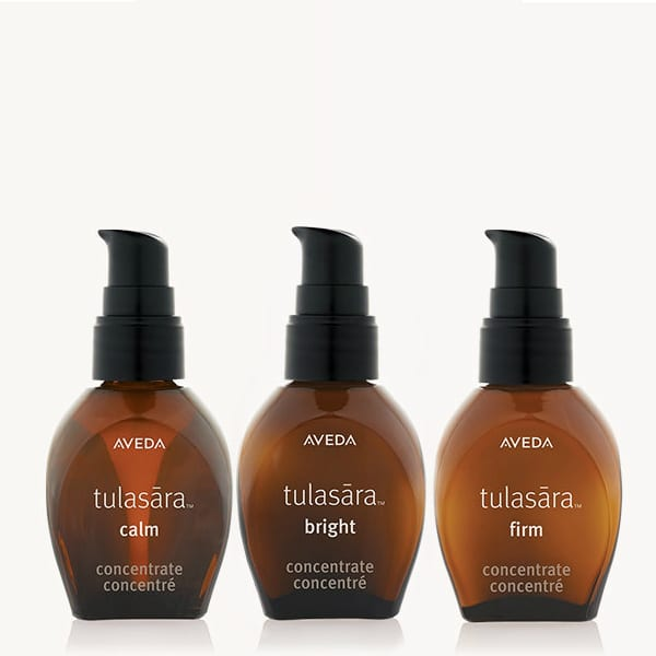 aveda tulasara package