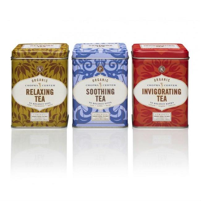 chopra herbal tea